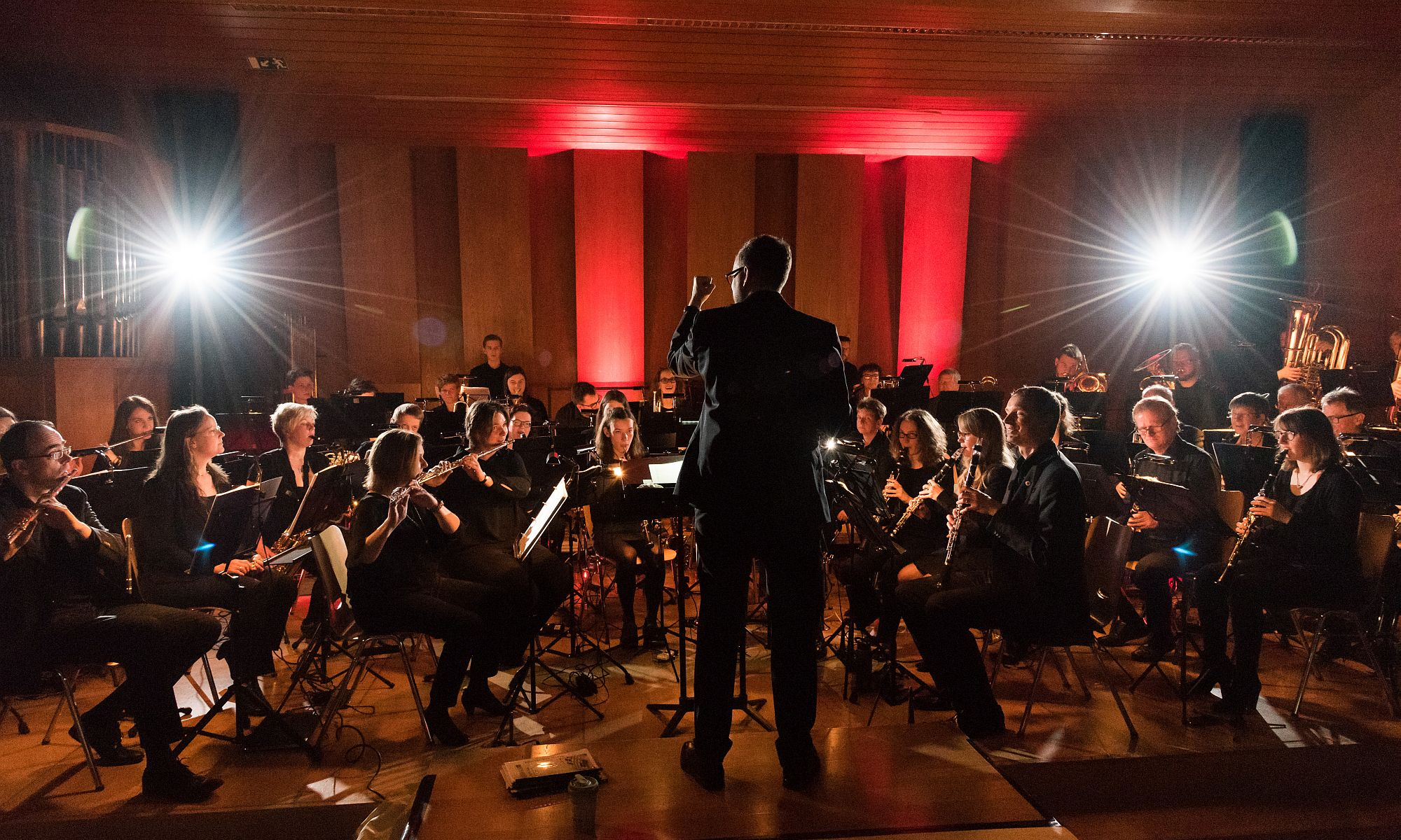 Orchester 3 Sparren